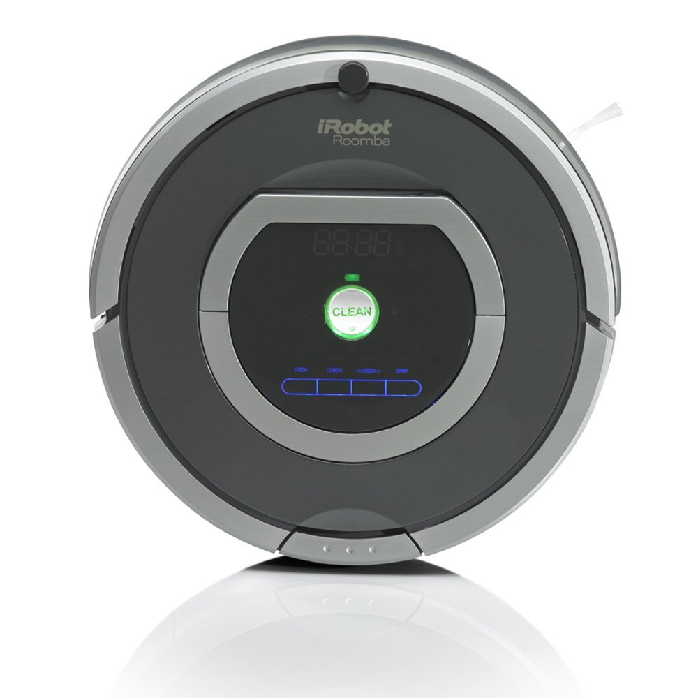 irobot roomba 780 vacuum cleaning robot review house. Black Bedroom Furniture Sets. Home Design Ideas