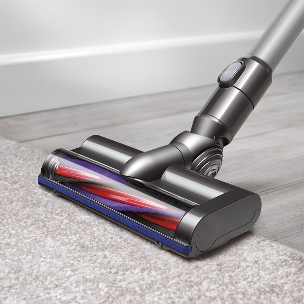 dyson v6 cordless vacuum cleaner review. Black Bedroom Furniture Sets. Home Design Ideas